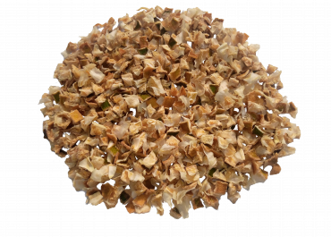 dried diced lime peels fruity type 6x6mm
